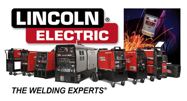 Buy Lincoln welding equipment in Nigeria from GZ Industrial Supplies