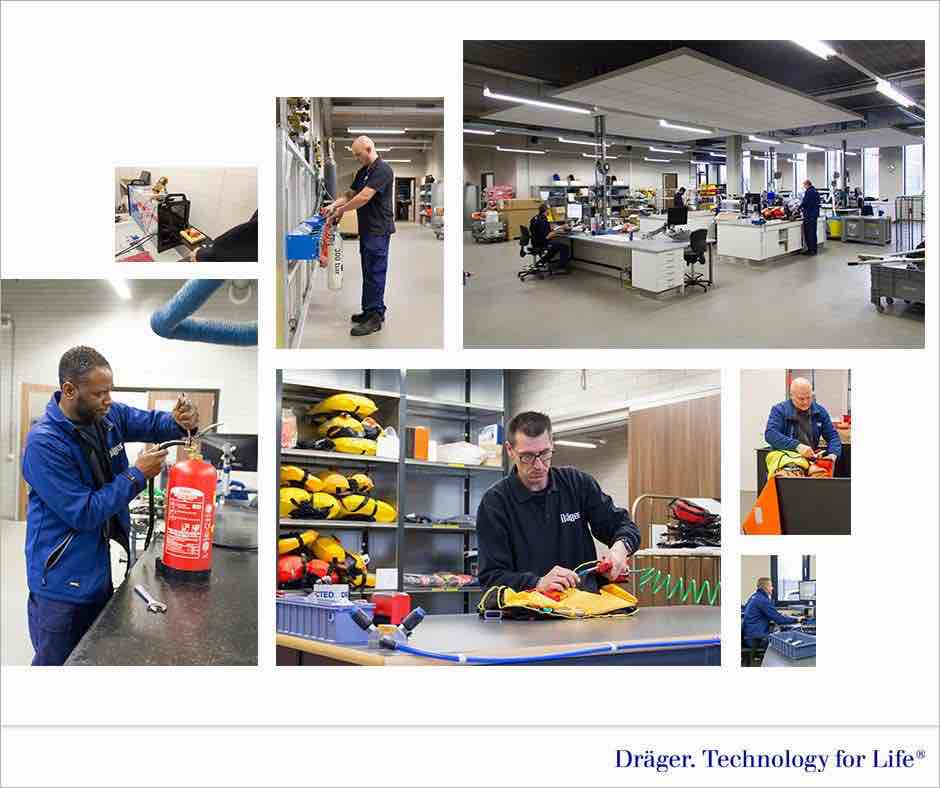 Buy Drager Safety and Medical technology Brand