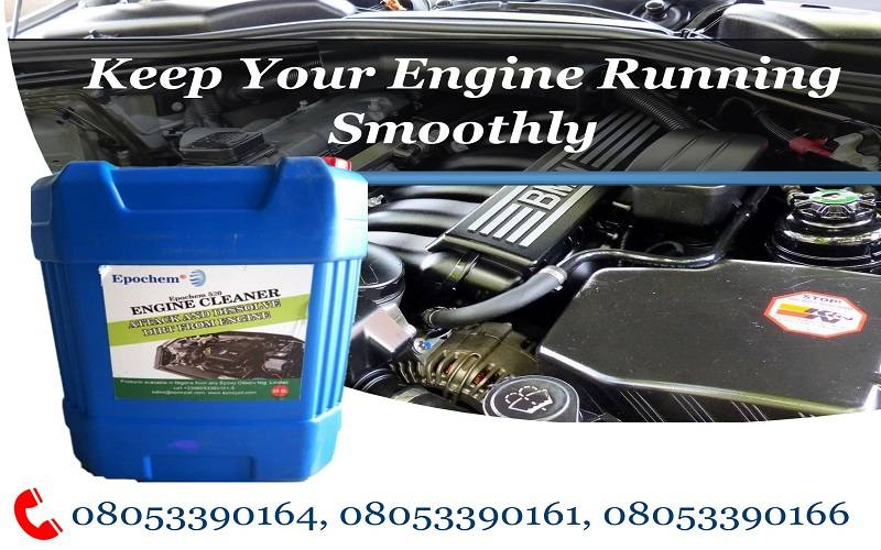 Engine Cleaning Becomes Easier As Epoxy Unveils Epochem Engine Cleaner And Degreaser