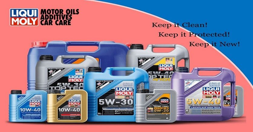 Buy Liqui Moly Lubricants from GZ Industrial Supplies Nigeria