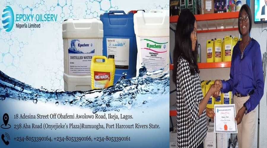 Press Release-Epoxy Oilserv Nigeria Welcomes New Distributors for Her Epochem Brand