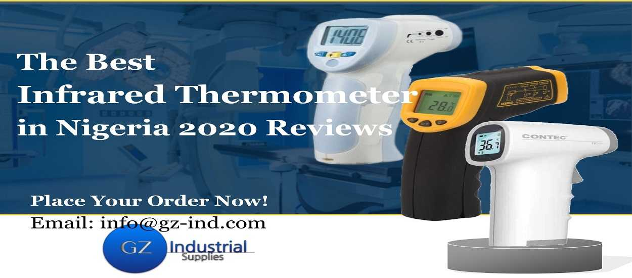 The Best Infrared Thermometers in Nigeria 2020 Reviews
